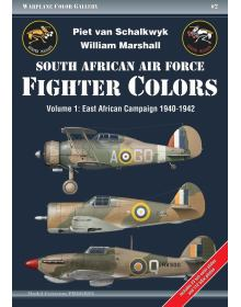 South African Air Force Fighter Colors - Vol. 1