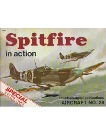 Spitfire in Action, Squadron/Signal
