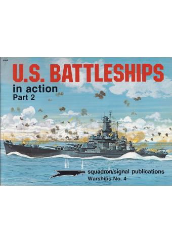 U.S. Battleships in Action Part 2, Squadron/Signal