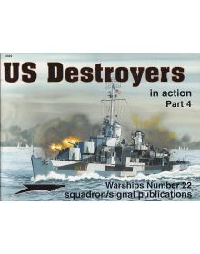 US Destroyers in Action Part 4, Squadron/Signal