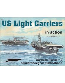 US Light Carriers in Action, Squadron/Signal