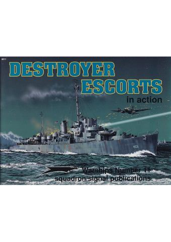 Destroyer Escorts in Action, Squadron/Signal