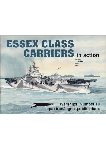 Essex Class Carriers in Action, Squadron/Signal