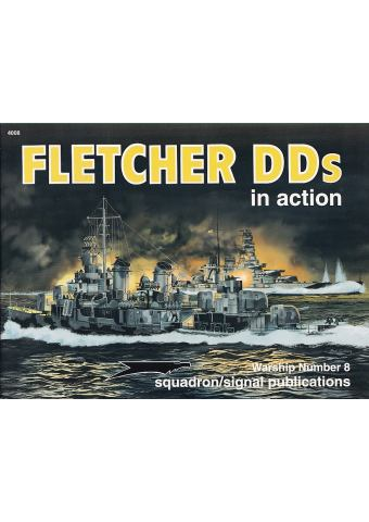 Fletcher DDs in Action, Squadron/Signal