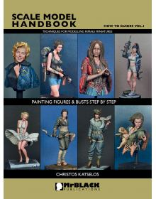 How to Guides Vol. 1: Painting Female Figures, Mr Black