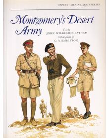 Montgomery's Desert Army, Men at Arms No 066, Osprey