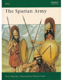 The Spartan Army, Elite No 66, Osprey