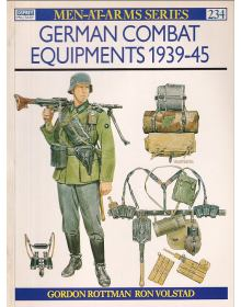German Combat Equipments 1939–45, Men at Arms No 234, Osprey