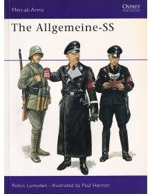 The Allgemeine-SS, Men at Arms No 266, Osprey