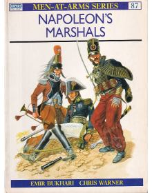 Napoleon's Marshals, Men at Arms No 087, Osprey