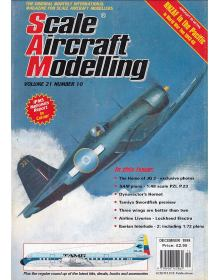 Scale Aircraft Modelling 1999/12 Vol 21 No 10