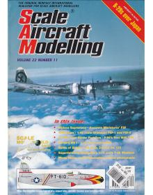 Scale Aircraft Modelling 2001/01 Vol 22 No 11
