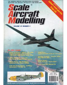 Scale Aircraft Modelling 2001/07 Vol 23 No 05