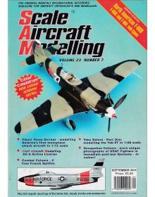 Scale Aircraft Modelling 2001/09 Vol 23 No 07
