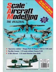 Scale Aircraft Modelling 2002/09 Vol 24 No 07