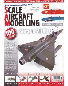Scale Aircraft Modelling 2011/07 Vol 33 No 05