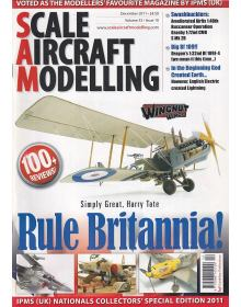 Scale Aircraft Modelling 2011/12 Vol 33 No 10