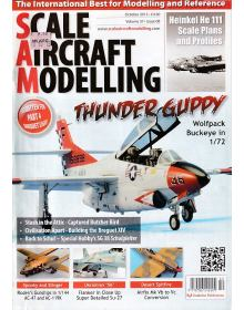 Scale Aircraft Modelling 2015/10 Vol 37 No 08