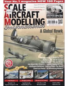 Scale Aircraft Modelling 2018/08 Vol 40 No 06