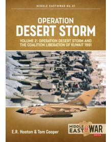 Desert Storm - Volume 2, Middle East@War No 31, Helion