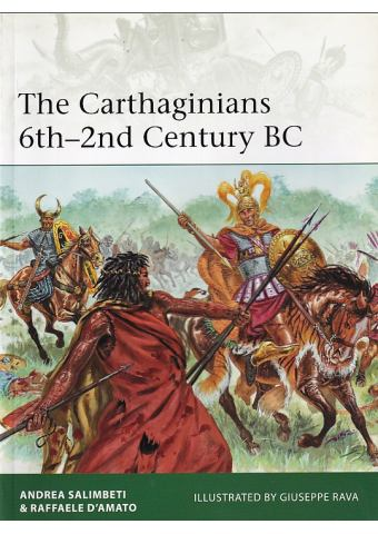 The Carthaginians 6th-2nd Century BC, Elite No 201