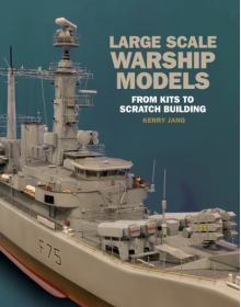 Large Scale Warships Models, Kerry Jang