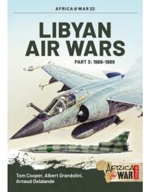 Libyan Air Wars - Part 3, Africa@War No 22, Helion