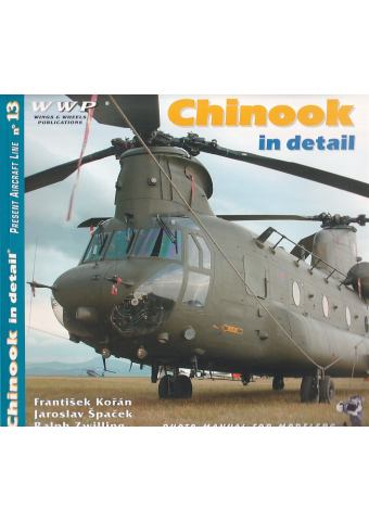 Chinook in Detail, WWP