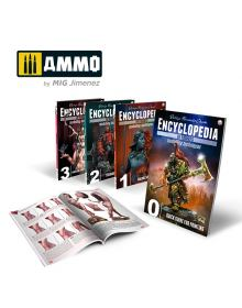 Complete Encyclopedia of Figures Modelling Techniques, Ammo of Mig Jimenez