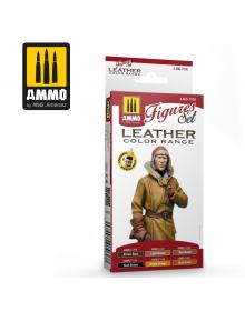Leather Figures Set, AMMO