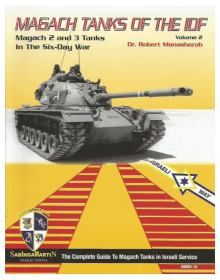 Magach Tanks of the IDF - Volume 2