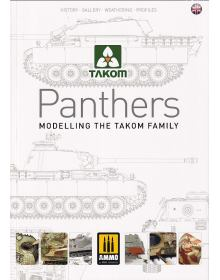 Panthers - Modelling the Takom Family, AMMO
