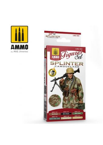 Splinter Camouflage Set, AMMO