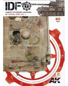 Tanker Special Issue: IDF 02, AK Interactive