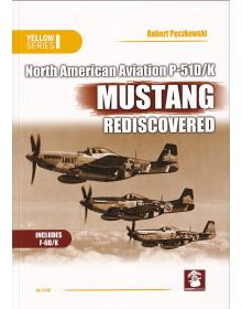 NAA P-51D/K Mustang Rediscovered, MMP