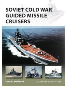 Soviet Cold War Guided Missile Cruisers, New Vanguard 242, Osprey