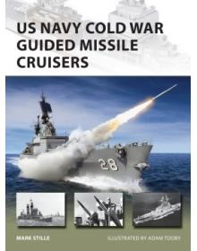 US Navy Cold War Guided Missile Cruisers, New Vanguard 278, Osprey
