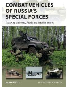 Combat Vehicles of Russia's Special Forces, New Vanguard 282, Osprey