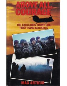 Above All, Courage
