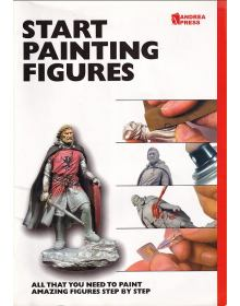 Start Painting Figures, Andrea