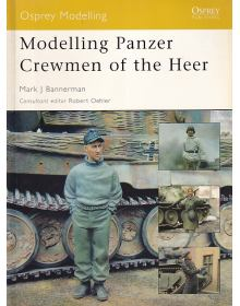 Modelling Panzer Crewman of the Heer, Osprey Modelling