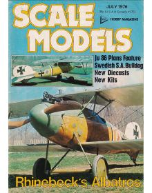 Scale Models 1976/07