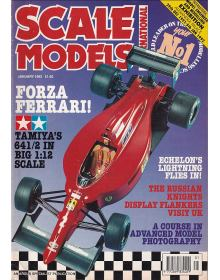 Scale Models 1992/01