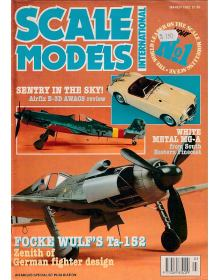 Scale Models 1992/03
