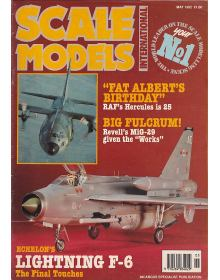 Scale Models 1992/05