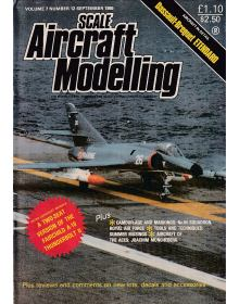 Scale Aircraft Modelling 1985/09 Vol 07 No 12
