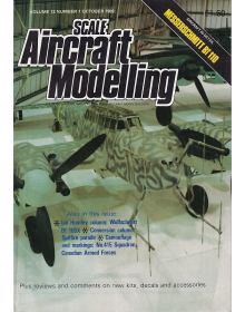 Scale Aircraft Modelling 1989/10 Vol 12 No 01