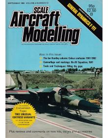 Scale Aircraft Modelling 1984/09 Vol 06 No 12