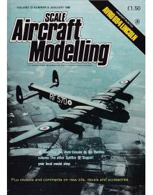Scale Aircraft Modelling 1990/01 Vol 12 No 04