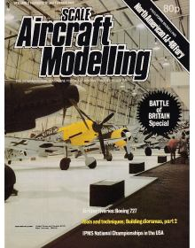 Scale Aircraft Modelling 1980/09 Vol 02 No 12